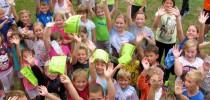 V Krogu tekmovali v krosu in tekli za podnebno solidarnost