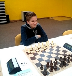 Posamično državno prvenstvo za OŠ v šahu
