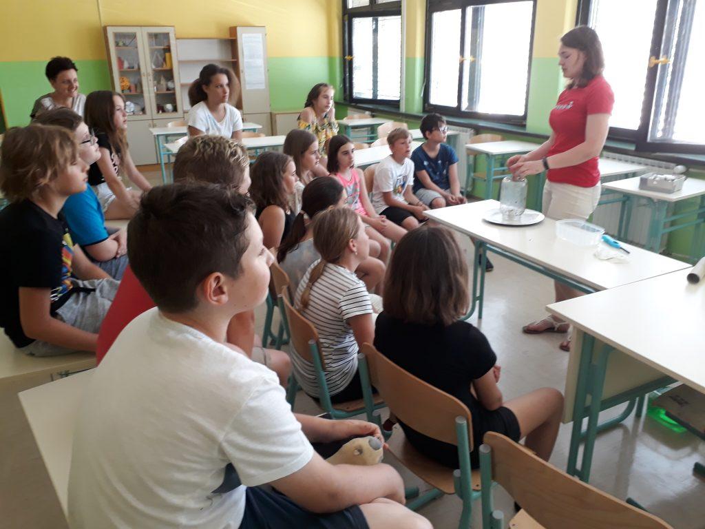 Nagradni Kresničkin obisk